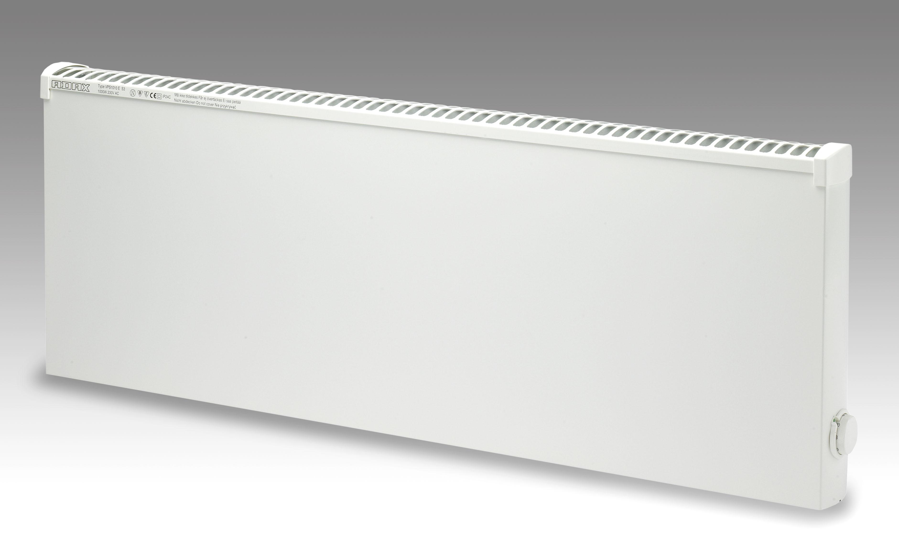 Elektrinis radiatorius ADAX VPS 1010 KEM