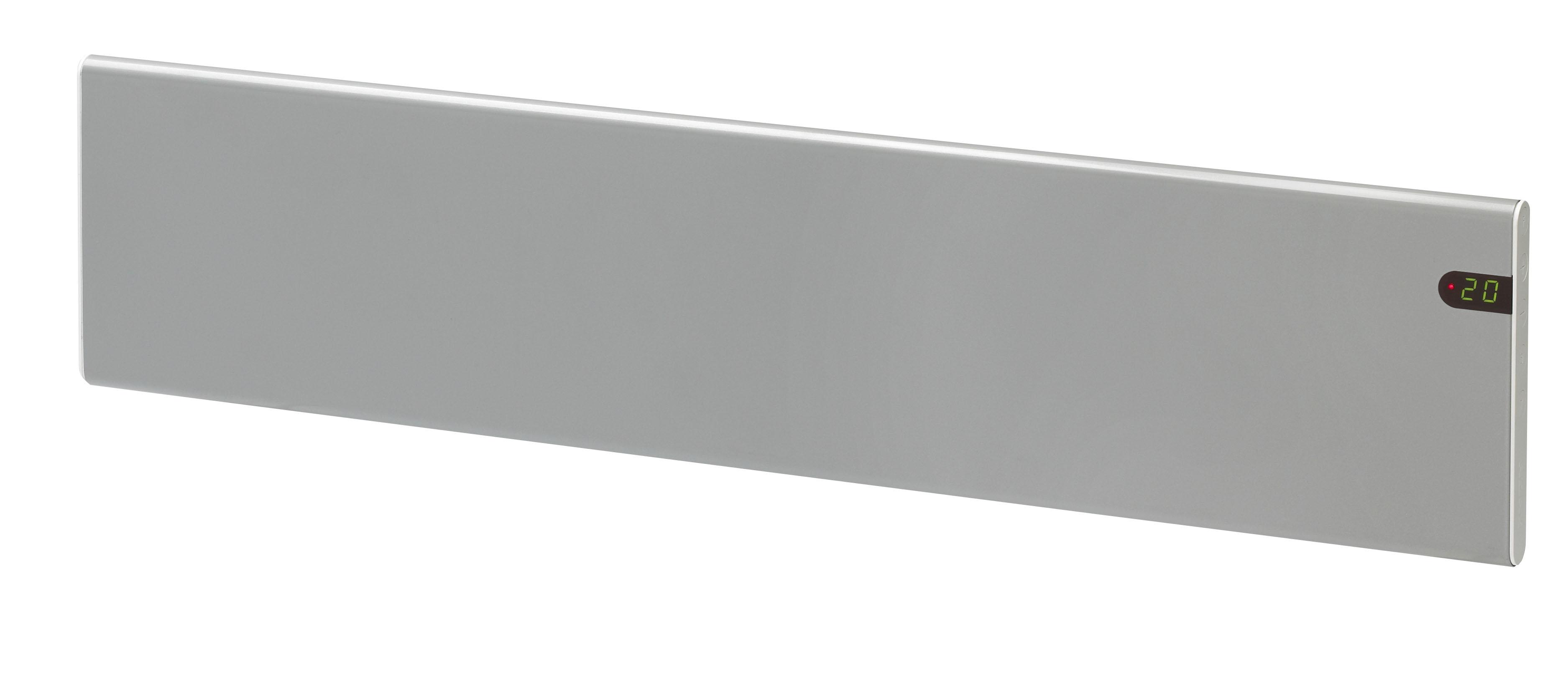 Elektrinis radiatorius ADAX NEO NL 06 KDT Silver