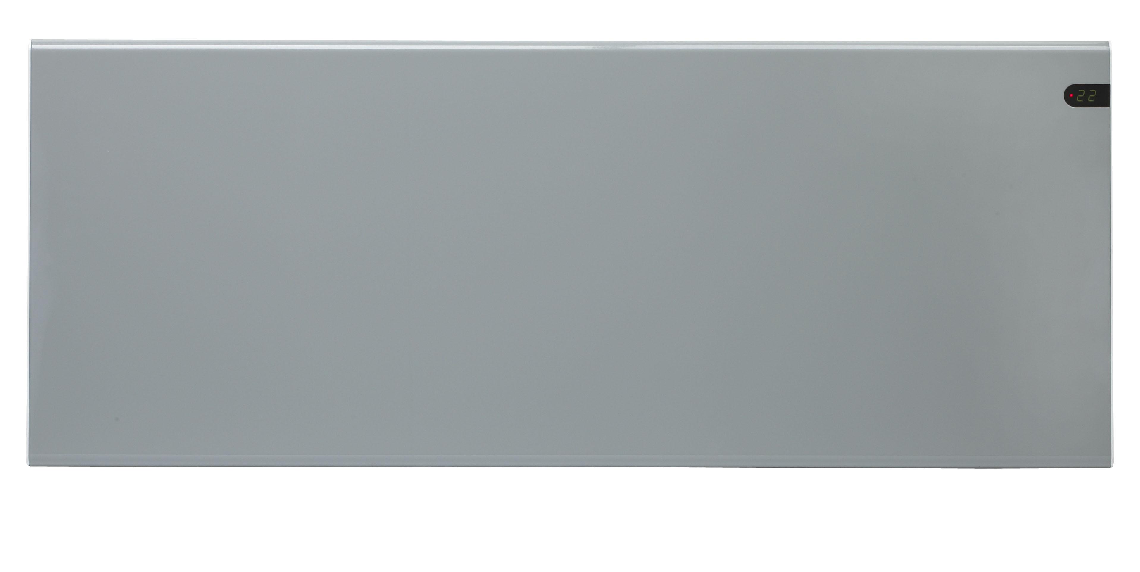 Elektrinis radiatorius ADAX NEO NP 10 KDT Silver