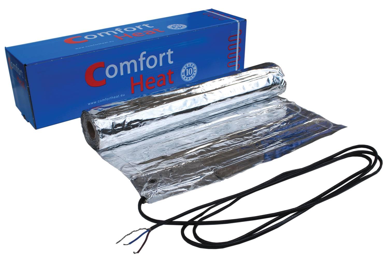 Šildymo kabelių kilimėlis CATE-80, 280 W, 3,5 m² (0,5×7 m)