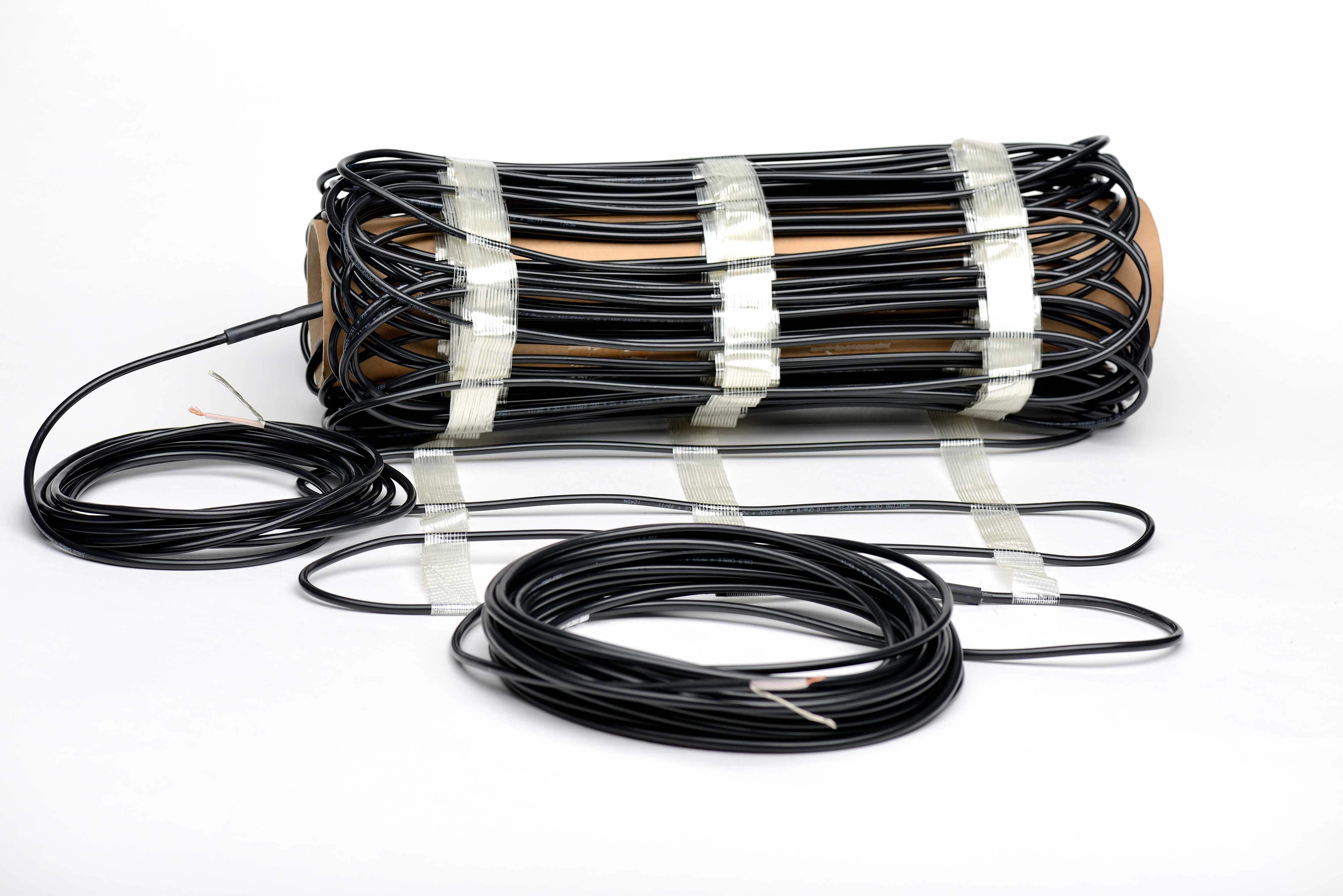 Šildymo kabelių kilimėlis CFTAV-300, 450 W, 1,5 m² (0,5 x 3 m)