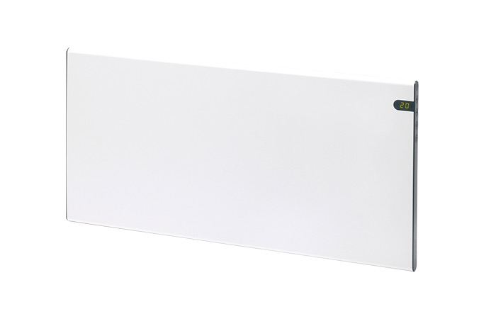 Elektrinis radiatorius GLAMOX heating H30 H 10 KDT White