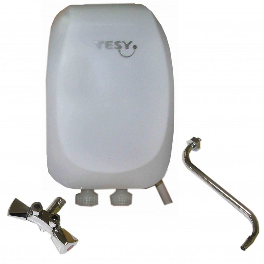 Elektrinis momentinis vandens šildytuvas (virtuvei) TESY 5 kW KI