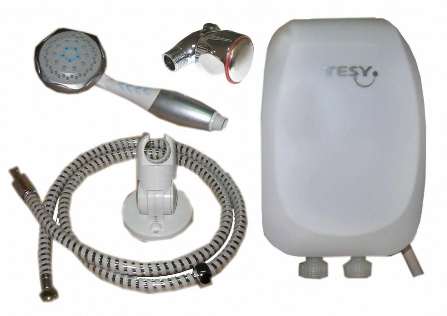 Elektrinis momentinis vandens šildytuvas (voniai) TESY 5 kW BAH