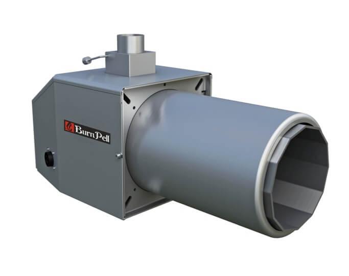 Granulių degiklis BurnPell X.100, 30 – 100 kW