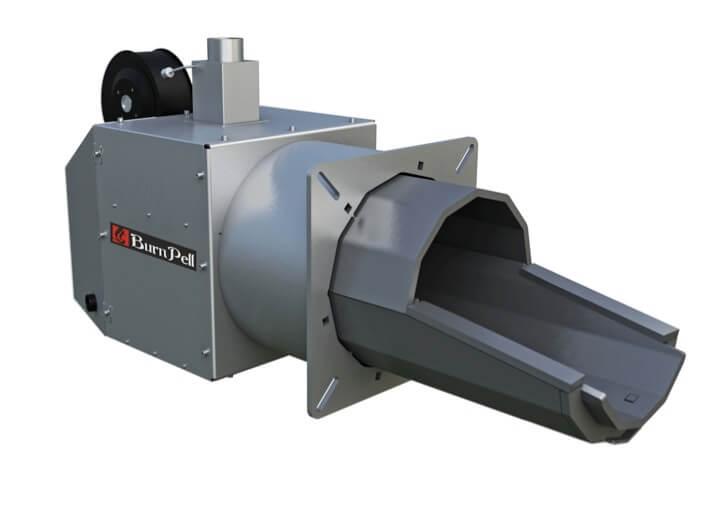 Granulių degiklis BurnPell X.260, 80 – 260 kW