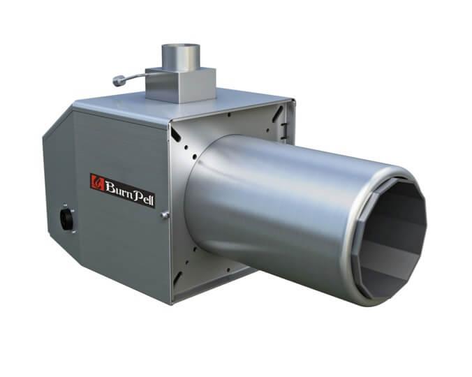 Granulių degiklis BurnPell X.44, 10 – 44 kW