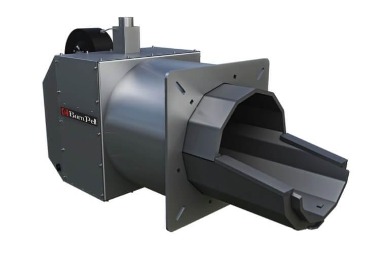 Granulių degiklis BurnPell X.500, 120 – 500 kW