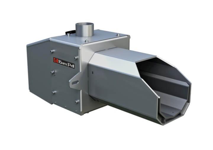 Granulių degiklis BurnPell X.Mini 35, 8 – 35 kW