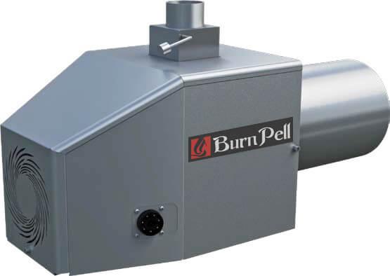 Rotacinis granulių degiklis BurnPell EVO44, 10 – 44 kW