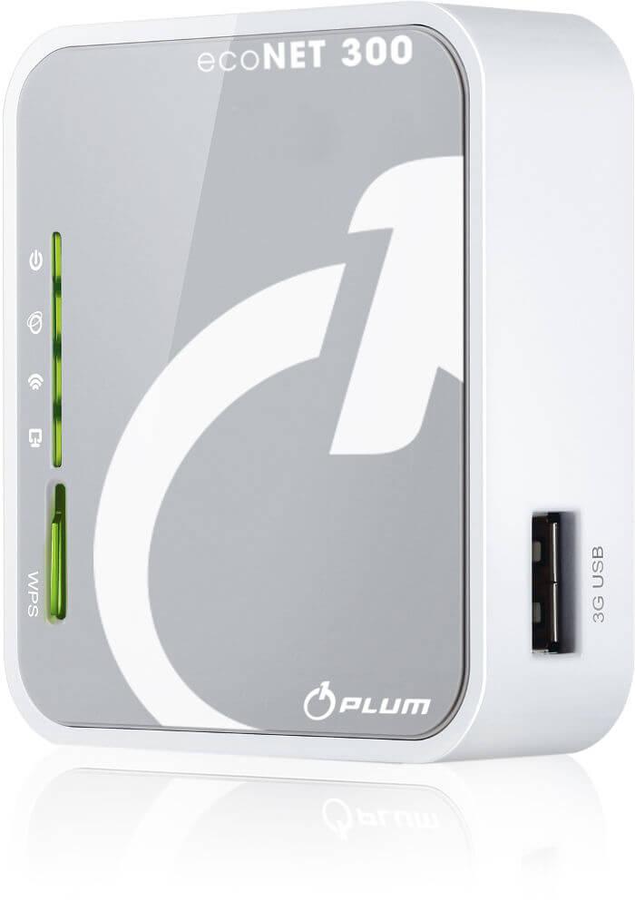 Interneto modemas EcoNET BurnPell